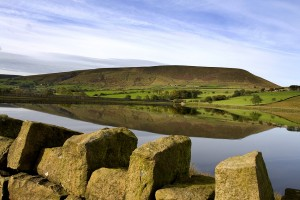 Pendle Hill photograph