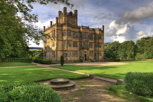 Picture of Gawthorpe Hall