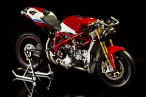 Ducati 999 model product photography