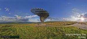 Singing Ringing Tree panopticon Burnley