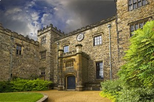 Stock photo of Towneley Hall Burnley