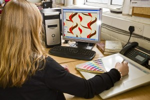 Image of fabric Designer Lancashire
