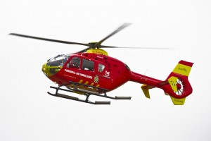 stock air ambulance image
