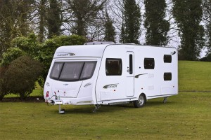 Motorhome and caravan photographer