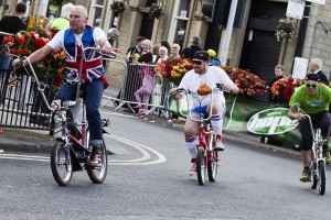 Raleigh Chopper Race