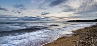 Dorset landscape photography - Charmouth and Lyme Regis